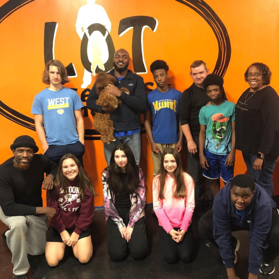Leaders of Tomorrow (LOT) – Mentoring and Empowering Our Local Youth!